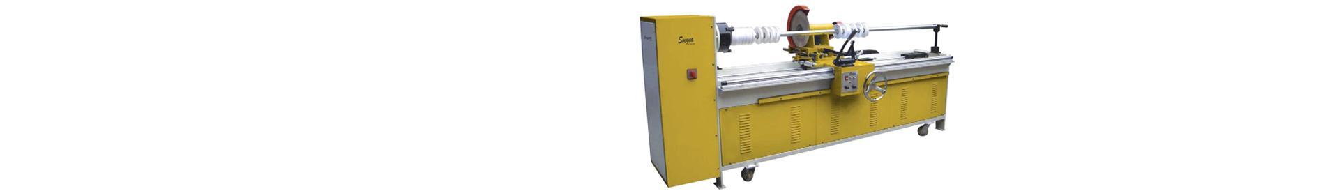 Żółta maszyna